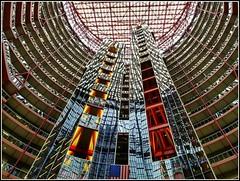 Thompson Center, Chi (Jeremy Pardoe) Tags: