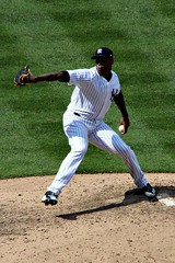 AROLDIS CHAPMAN (MIKECNY) Tags: yankees newyork pitch pitcher throw aroldischapman mlb baseball pinstripes