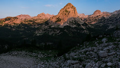 Mišelj vrh (happy.apple) Tags: starafužina radovljica slovenia si slovenija alps julianalps julijskealpe summer mountains morning geotagged