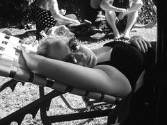 Ann (BurlapZack) Tags: dallas texas unitedstates us olympustoughtg5 vscofilm pack06 dallastx fraternalorderofeagles pool poolside portrait bw mono monochrome summer summertime publicpool beachchairs lounge nap rest sleep asleep sunglasses shades sunnies bokeh pointandshoot compact digitalcompact advancedcompact waterproofcamera waterproofcompact raw sunlight sunshine weekendwarriors