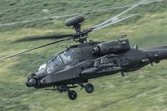 Apache AH-64 Longbow Attack Helicopter (Thomas Winstone) Tags: apacheah64longbowattackhelicopter apache ah64 longbow attack helicopter canonuk canon 300mm28mk2 canon1dxmark2 thomaswinstonephotography prop raf military lowfly lfa7 army