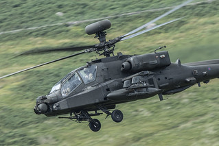Apache AH-64 Longbow Attack Helicopter