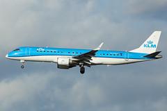 PH-EZG | E190 | KLM CITYHOPPER | EGLL (Ashley Stevens - AirTeamImages) Tags: london heathrow airport egll lhr canon eos aircraft aeroplane aviation civil airplane phezg