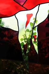 Stained Glass at Pfarrkirche Hippach Zillertal - Austria  (19) (Richard Collier - Wildlife and Travel Photography) Tags: stainedglass stainedglasswindow stained churchwindows pfarrkirche hippachzillertal austria