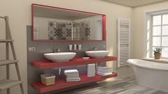 Bath Room 3D (emigepa) Tags: blender3d cycles render