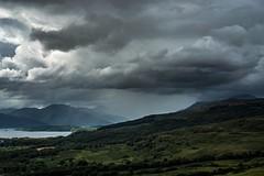 Balmaha, Scotland (Daniel Zwierzchowski) Tags: landscape outdoor sky mountains loch lake weather rain sony alpha a7rii a7rmk2 samyang rokinon 35mm f28 samyangglobal caughtonsamyangg ng natgeo travelling travel uk scotland balmaha wilderness