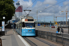 Line 6 at Nordstan (KOKONIS) Tags: spårvagn tram tramway nikon d600 scandinavia skandinavia europe europa sweden sverige västragötaland göteborg gothenburg