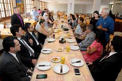 15.08.2018 Reunião com Advogados no restaurante Xique-Xique