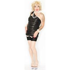 home18590 (Ann Drogyny) Tags: shoes legs heels crossdress crossdresser crossdressing cd tv tg ts transvestite transgender transsexual tranny tgirl glamour pinup mature cute sexy stockings nylons suspenders garters