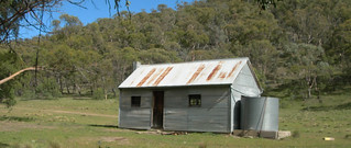 Naas Valley to Horse Gully Hut (16km)