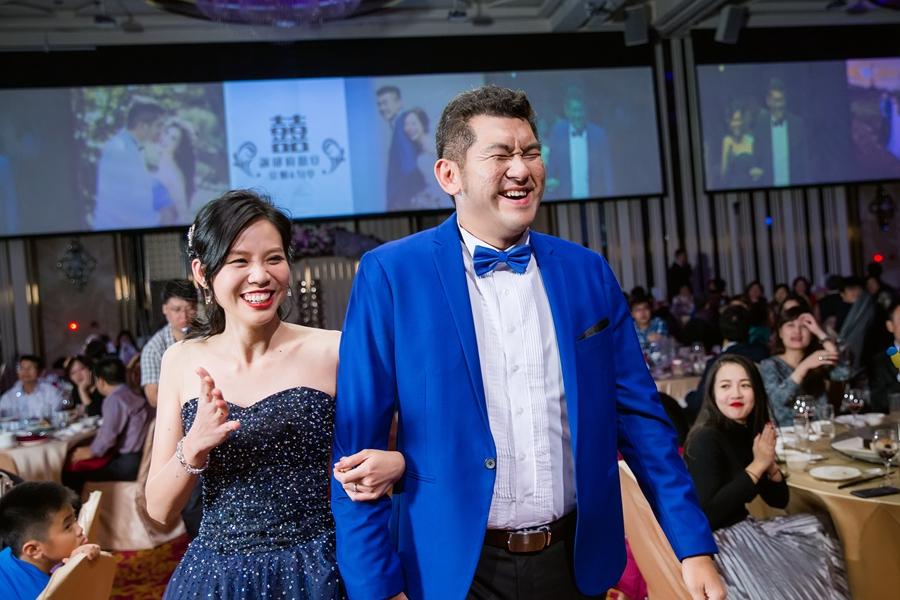 [婚攝] Johnson & Fiona / 台中葳格國際會議中心