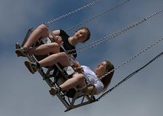 Centrifical Forces (Scott 97006) Tags: ride amusement girls females ladies fun forces