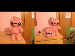 Artist: Sapphire Stitch (The Binding Of Isaac - Sculptures & Artisan_) Tags: edmundmcmillen thebindingofisaac art game dolls sculpture crafting handmade handicraft