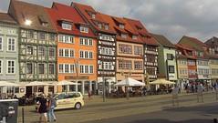 Erfurt (kadege59) Tags: erfurt domplatz thüringen thuringia city cityscape streetview streetscene stadtzentrum deutschland wow germany