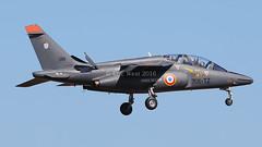 E83/705-TZ ALPHAJET FRENCH AF (MANX NORTON) Tags: e83705tz alphajet french af fraf mirage 2000d xingu falcon alpha jets rafale casa cn235 900b
