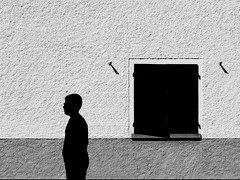 P1110697a impression ! (gpaolini50) Tags: emotive esplora explore explored emozioni emotion photoaday photography photographis photographic photo phothograpia portrait pretesti photoday bw biancoenero bianconero blackandwhite b