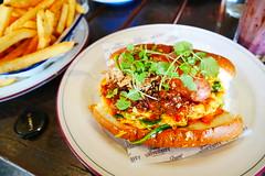 Hot dogs. (mayumi.428) Tags: hotdog craving yummy lunch colorful vivid hungry