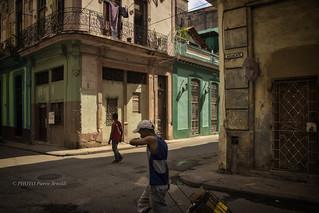LA HAVANE : RUE AGUACATE