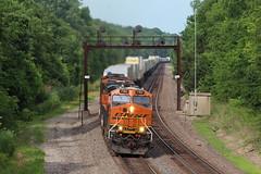 BNSF 7192 (CC 8039) Tags: bnsf trains es44ac ac44cw c449w searchlight signal donnellson iowa