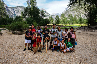 Best of Kids: Boys & Girls Clubs of the Peninsula, Yosemite 2018