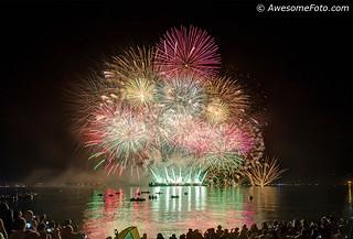 Celebration of Light 2018, Team South Korea