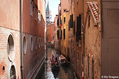 Venezia, Italia (mividaenpostales) Tags: canali canalesvenecianos canaliveneziani canales venezia venecia venice venetiancanals canals europa europe canon paisajeurbano urbanlandscape paesaggiourbano gondoliere gondolero