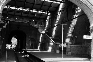 Crystal Palace Station, after Stieglitz | London meandering-3