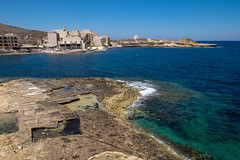 DSCF7414 (chalkie) Tags: gozo malta marsalforn saltpans salt seasalt