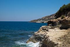 DSCF7400 (chalkie) Tags: gozo malta marsalforn saltpans salt seasalt