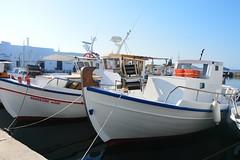 DSC_0312 (JustineChrl) Tags: naoussa paros island greece nikon sea blue summer holidays village aliki sunset beautiful landscape cats