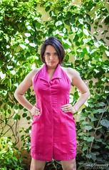 Portrait 8 (Isai Hernandez) Tags: portrait retrato woman wonderfull beautiful green publicity