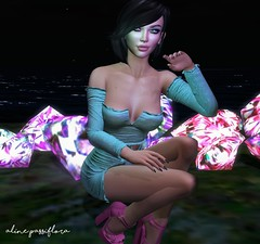 You're a Gem (alinepassiflora) Tags: sl slfree slfreebie slstyle slfashion fabfree fabulouslyfreeinsl secondlife free freebie event vanityevent vanity scandalize alinepassiflora meltsl thegachalife gacha maitreya lelutka jumo euphoric glamaffair enchante