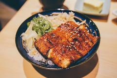 燒烤鰻魚飯 (aelx911) Tags: a7rii a7r2 sony carlzeiss fe35mm fe35mmf14 fe35f14 food don taiwan taipei japanesefood 台灣 台北 美食