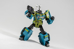 DSC07661 (KayOne73) Tags: iron factory legends scale transformers transformer robot toy figures 3rd party sony a7rii nikkor nikon 40mm combaticons bruticus combiner class war giant micro macro lens dx