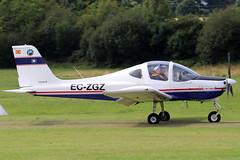 EC-ZGZ (GH@BHD) Tags: eczgz tecnam p96 p96golf100 tecnamp96golf100 microlight aircraft aviation limetree limetreeairfield