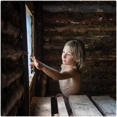 2018-08-Camp, SPb, Russia - 028-Edit-2 (Mandir Prem) Tags: people photosession places relatives russia stpetersburg tamara banya indoor light painting picture portrait sauna steam stefan toma window wood wooden тамара тома томка