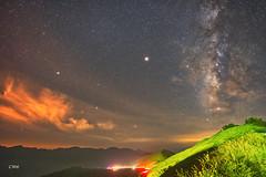 (cwei1204) Tags: 銀河 合歡山 milkyway