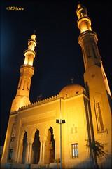 Magia en la noche (mariadoloresacero) Tags: aswan egypt egypte egipto assouan assuán mosque mosquée mezquita eltabia