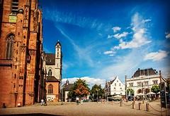 #wetzlar #hessen #hesse #dom #cathedral #hauptwache