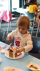 20161210_151534 (ypsidistrictlibrary) Tags: gingerbreadhouses gingerbread candy kids annual xmas christmas ydlwhittaker