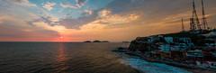 Atardecer en Mazatlán, Sinaloa (gyogzz) Tags: panoramic panorama panoramica photographie photo méxico sinaloa mazatlán sunset beach playa mar malecón mavic pro dji