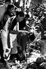 Stages of obeisance (magiceye) Tags: street worship streetportrait praying mumbai monochrome india blackandwhite streetphoto bnw