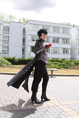 The Protagonist from Persona 5 (NekoJoe) Tags: amecon amecon2018 ame ame2018 animeconvention convention cosplay cosplayer coventry england gb gbr geo:lat=5237791159 geo:lon=156066678 geotagged midlands persona5 theprotagonist uk unitedkingdom warwickartscentre