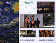 New York - MoMA-The Museum of Modern Art; 2017, USA (World Travel Library - The Collection) Tags: newyork museum modernarts 2017 travelbrochurefrontcover frontcover usa america world travel library center worldtravellib collection holidays tourism trip vacation brochures brochure papers prospekt catalogue katalog photos photo photography picture image collectible collectors sammlung recueil collezione assortimento colección ads online gallery galeria touristik touristische broschyr esite catálogo folheto folleto брошюра broşür documents dokument