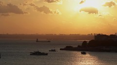 Timelapse + Sunset in Istanbul (A. Samuray) Tags: sunset istanbul timelapse clouds