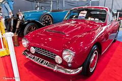 MEP Daphné 170 SL 1954 (tautaudu02) Tags: mep daphné 170 sl lyon epoquauto epoqu 2015 auto moto rétro cars coches automobile voitures