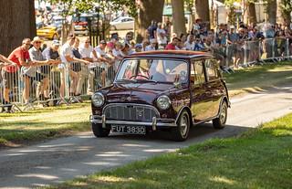 Helmingham hall car show 2018