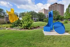 Discovery Garden (jpellgen (@1179_jp)) Tags: joslyn omaha ne nebraska midwest usa america travel roadtrip nikon sigma 1770mm d7200 2018 spring june art museum artmuseum garden sculpturegarden sculpture