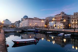 Canale Grande, Trieste