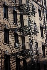 New-York Jeu d'ombre (NYC-USA)